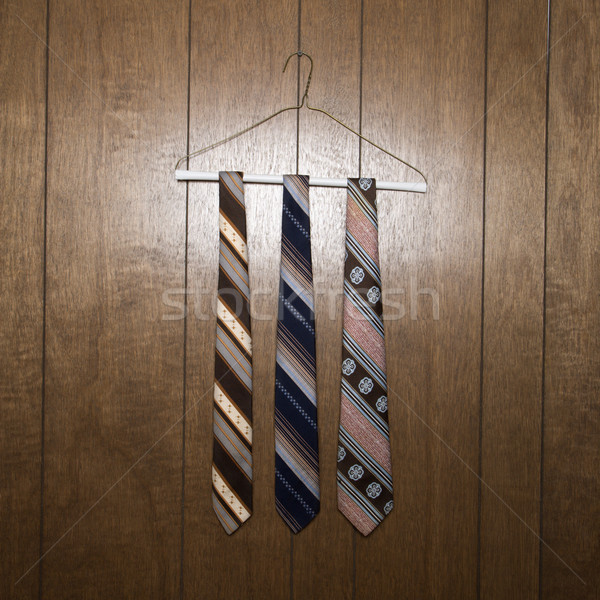 Three vintage neckties. Stock photo © iofoto