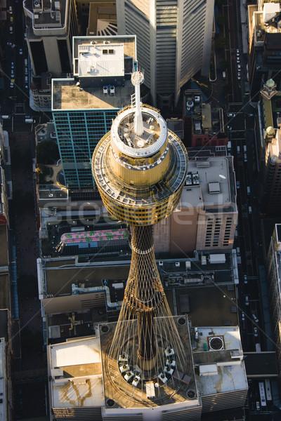 AMP Tower, Sydney, Australia. Stock photo © iofoto
