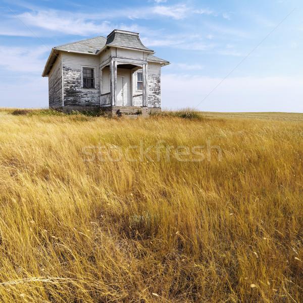 Old abandoned house. Stock photo © iofoto