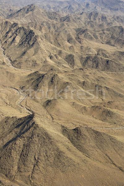 Desert mountains. Stock photo © iofoto