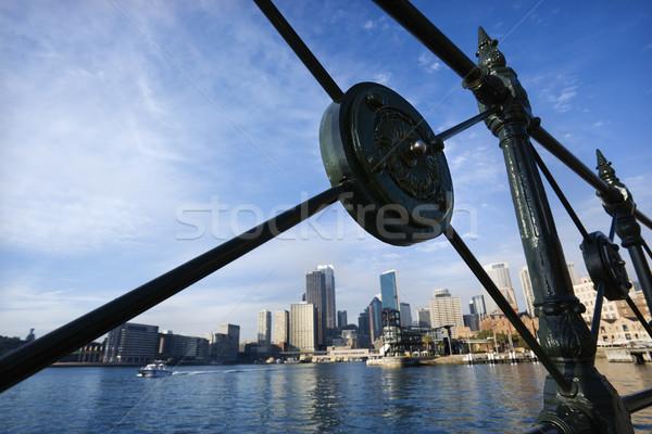 Sydney Cove, Australia. Stock photo © iofoto