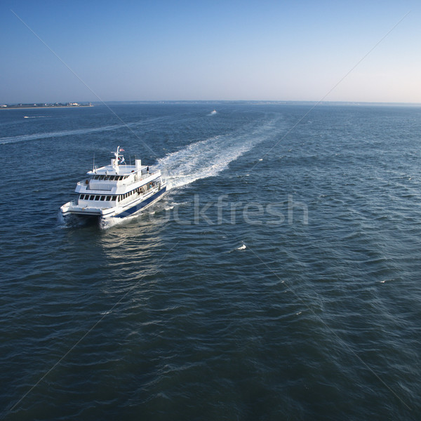 Passenger ferry boat. Stock photo © iofoto