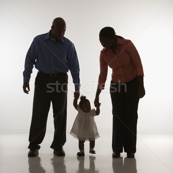 Family portrait. Stock photo © iofoto