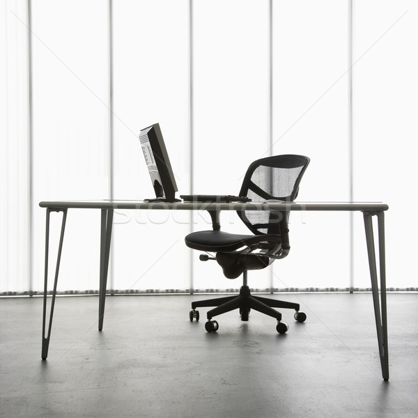 Office desk. Stock photo © iofoto