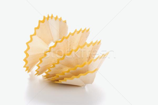 Pencil shavings. Stock photo © iofoto
