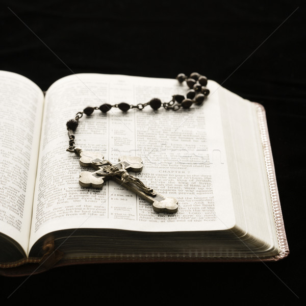 Religious objects. Stock photo © iofoto