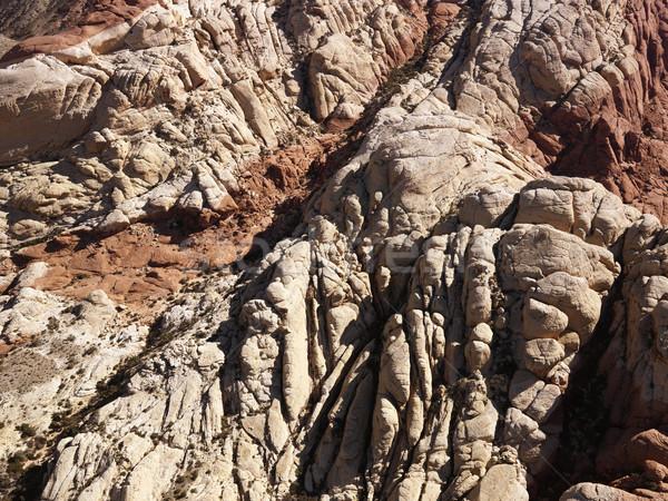 南西 赤 岩 ストックフォト © iofoto