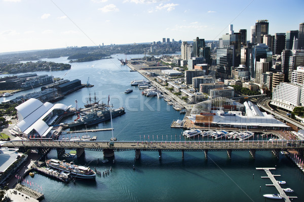 Darling Harbour, Australia. Stock photo © iofoto