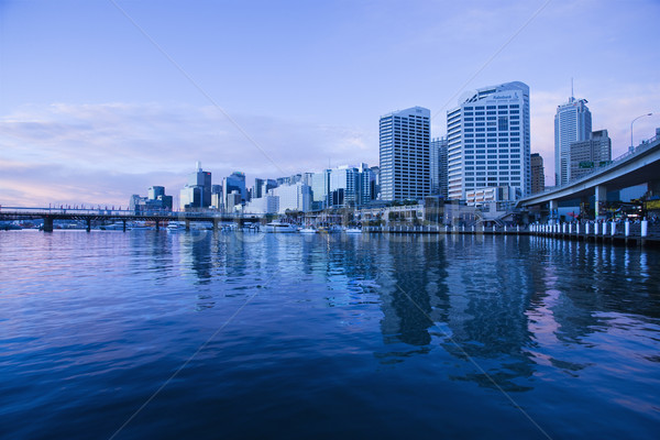 Darling Harbour, Australia. Stock photo © iofoto