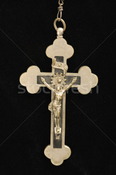 Religious crucifix. Stock photo © iofoto