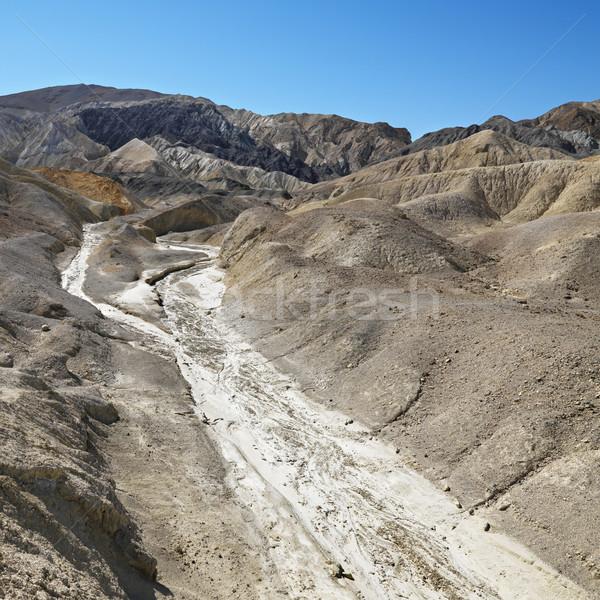 Death Valley landscape. Stock photo © iofoto