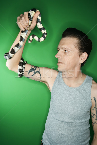 Man Californië kaukasisch mannelijke portret Stockfoto © iofoto