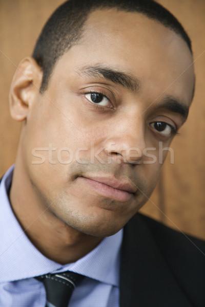 Businessman Portrait Stock photo © iofoto