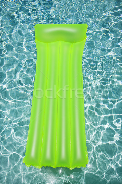 Float in empty  pool. Stock photo © iofoto