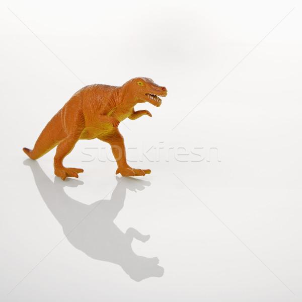 Toy dinosaur. Stock photo © iofoto