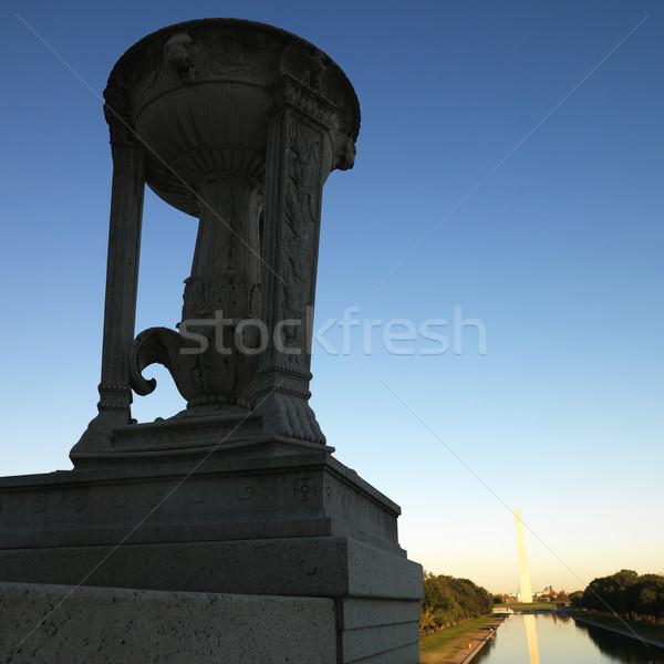Washington Monument. Stock photo © iofoto
