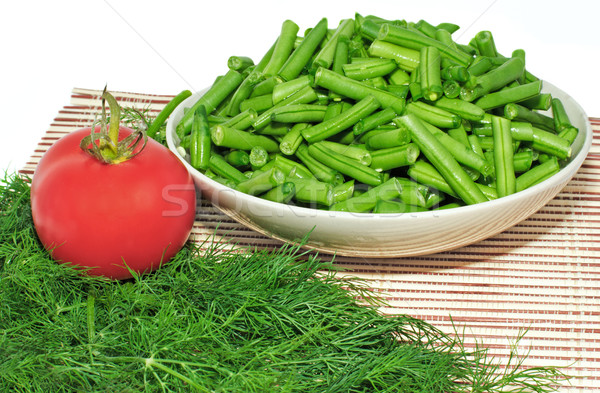 свежие овощи продовольствие природы саду еды сельского хозяйства Сток-фото © Ionia