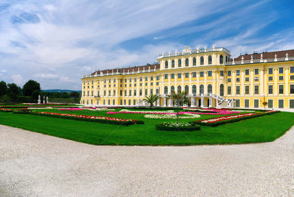 Schonbrunn Palace in Vienna Stock photo © Ionia