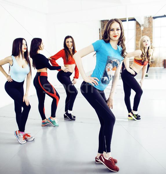 女性 スポーツ ジム 医療 ライフスタイル 人 ストックフォト © iordani