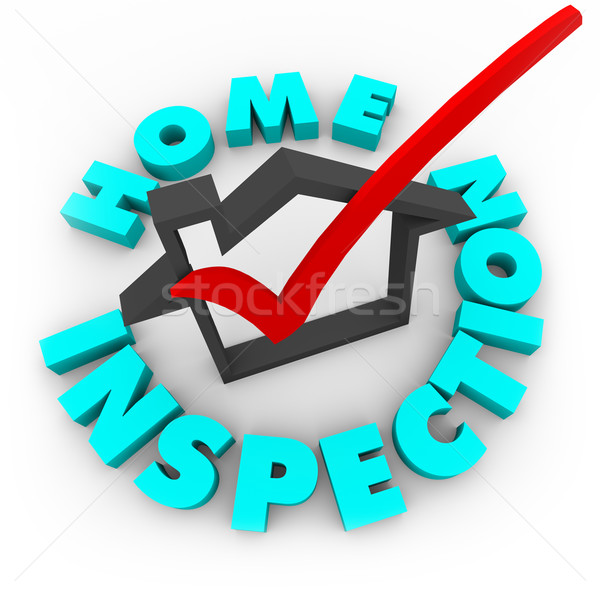 Home Inspection - Check Box Stock photo © iqoncept