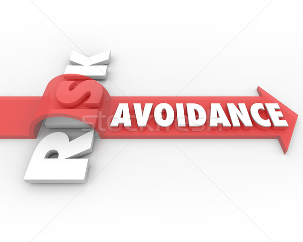 Risk Avoidance Preventing Loss Liability Management Stock photo © iqoncept