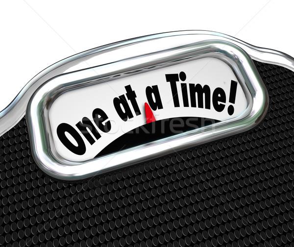 1 時間 単語 規模 太り過ぎ 脂肪 ストックフォト © iqoncept