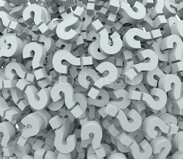 Question Mark Background Quiz Test Learning Imagination Stock photo © iqoncept