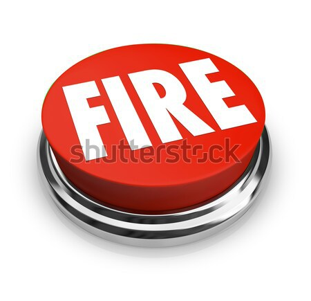 Sale - Red Button Stock photo © iqoncept