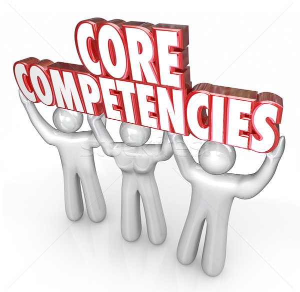 Core Competencies 3 People Lift Words Competitive ...