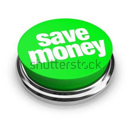Free - Green Button Stock photo © iqoncept