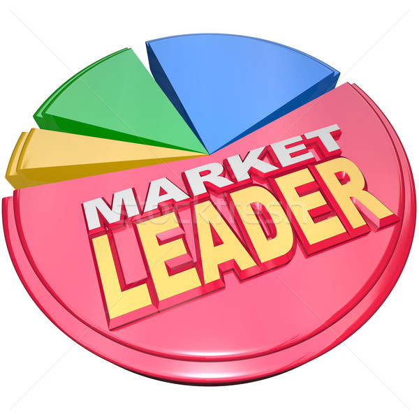 market leader Definition of market leader: brand, product, or firm that has the largest percentage of total sales revenue (the market share) of a market a market leader often dominates its competitors in customer loyalty, distribution.