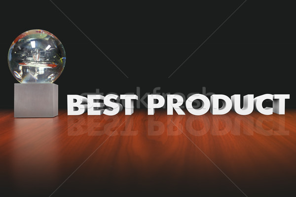 Stock photo: Best Product Prize Award Top Recommended Rated Reviewed Choice
