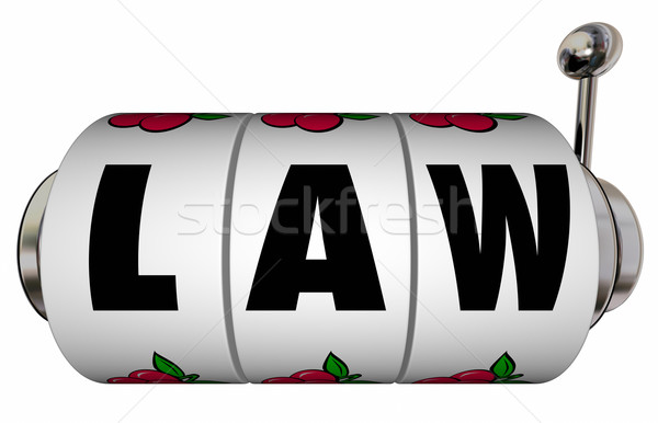 прав правовой вердикт суд случае адвокат Сток-фото © iqoncept