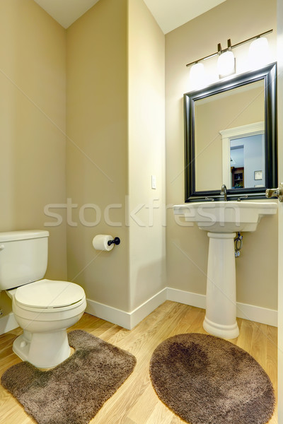 Bathroom corner Stock photo © iriana88w