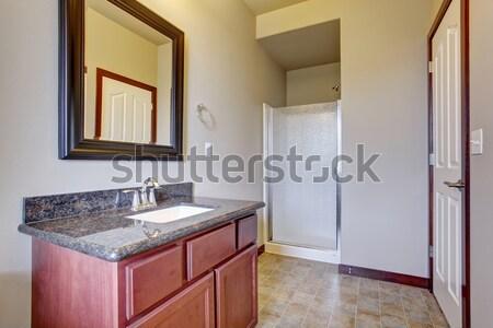 Empty laundry room interior. Stock photo © iriana88w