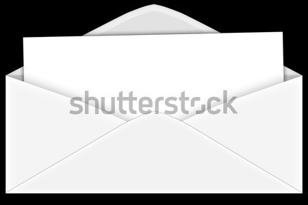envelope Stock photo © Iscatel