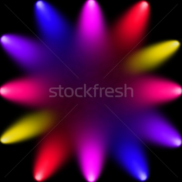 abstract grid background Stock photo © Iscatel