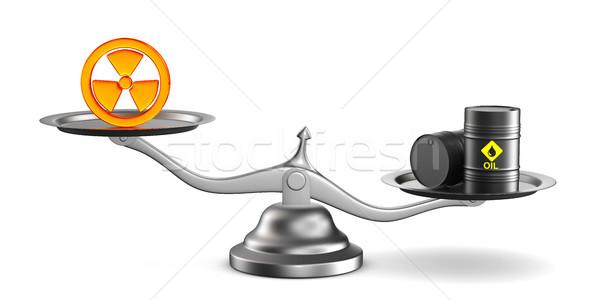 выбора власти источник изолированный 3D изображение Сток-фото © ISerg