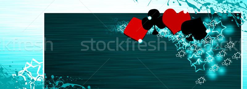 Poker and casino  Stock photo © IstONE_hun