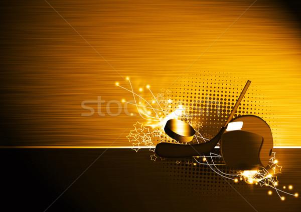 Hockey Stock photo © IstONE_hun