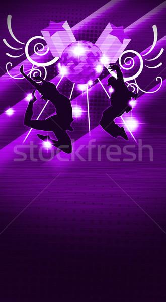 Street dance  Stock photo © IstONE_hun