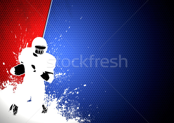 American football Stock photo © IstONE_hun