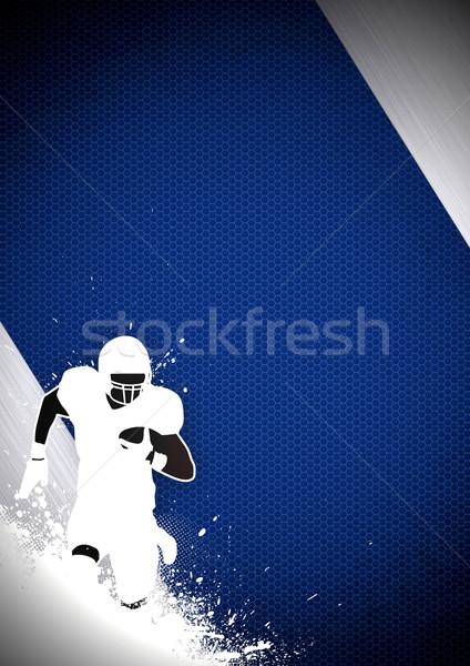American football Stock photo © IstONE_hun