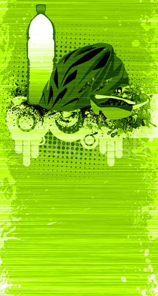 Bisiklet soyut grunge uzay spor Stok fotoğraf © IstONE_hun