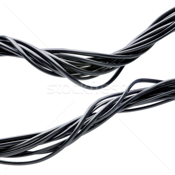twisted wires Stock photo © italianestro