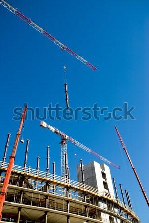building yard Stock photo © italianestro