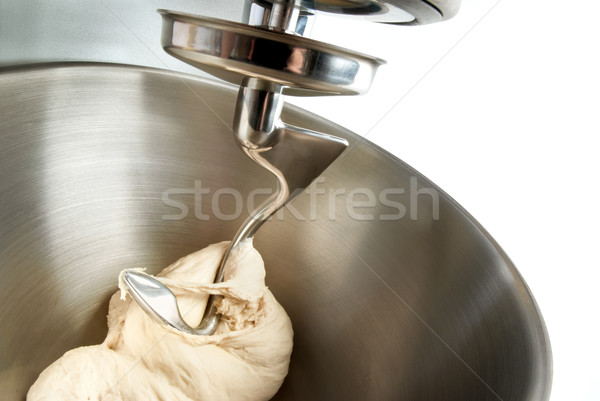 kneading dough Stock photo © italianestro