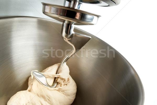 パン 食品 プロセッサ ホーム 産業 ストックフォト © italianestro