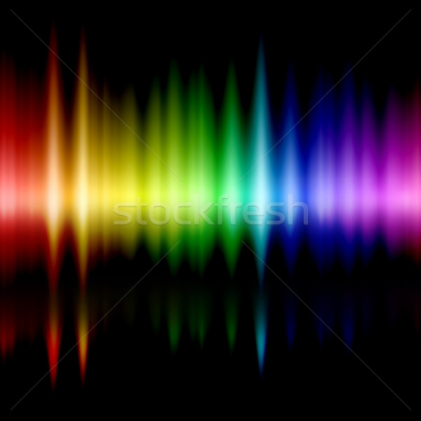 colours spectrum Stock photo © italianestro