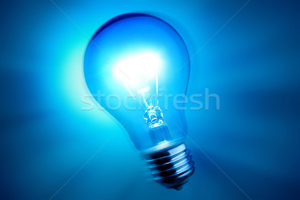 alight bulb Stock photo © italianestro
